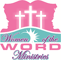 Women of the Word Ministries, Logo